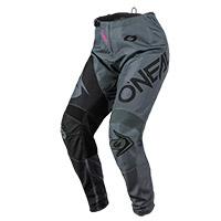 Pantaloni Donna O Neal Element Racewear Grigio Donna