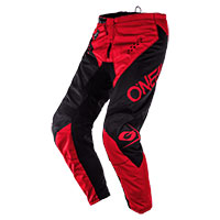 O'neal Element Racewear Pants Red