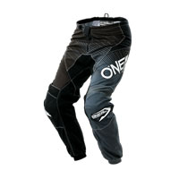 O'neal Pantaloni Element Racewear Nero Grigio