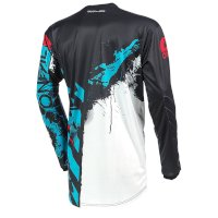 O Neal Element Ride Jersey Black Blue
