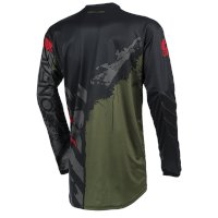 O Neal Element Ride Jersey Black Green