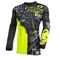 Maillot Femme O Neal Element Ride Jaune