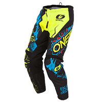 O'neal Element Villain Pants Neon Yellow