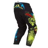 O Neal Element Villain Youth Pants Neon Yellow Kid