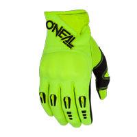 Oneal Guanti Hardwear Iron Giallo
