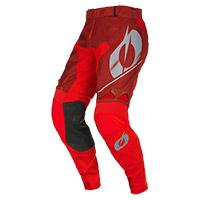 O Neal Hardwear Haze V.22 Pants Red Grey