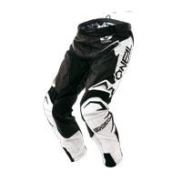 O'neal Pantaloni Hardwear Flow True Nero Bianco