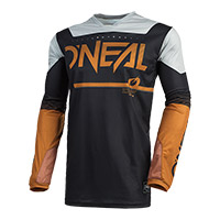 O Neal Hardwear Surge Jersey Black Brown