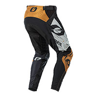 Pantaloni O Neal Hardwear Surge Nero Marrone
