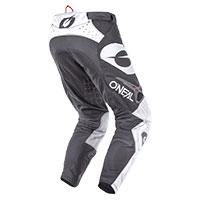 Pantalons O'neal Hardwear Reflexx Gris Blanc