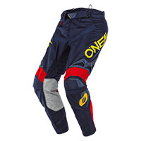 O'neal Hardwear Reflexx Pants Blue Yellow