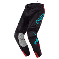 Pantaloni O'neal Hardwear Reflexx Nero Teal