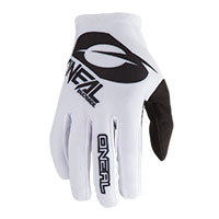 O'neal Icon Gloves White