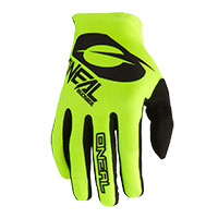 O'neal Icon Gloves Yellow