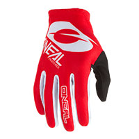 O'neal Icon Gloves Red
