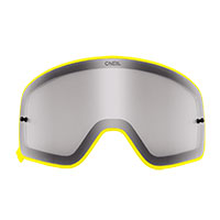 O Neal B-50 Lens Grey Frame Yellow