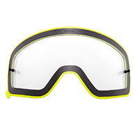 O Neal B-50 Lens Clear Frame Yellow