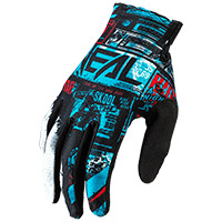 O Neal Matrix Ride Gloves Blue