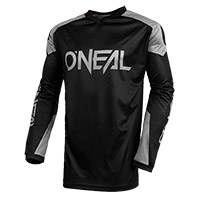 O Neal Matrix Ridewear Jersey Black Grey