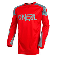 O Neal Matrix Ridewear Jersey Red