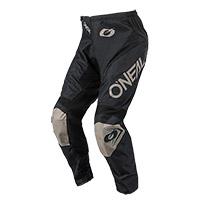 Pantaloni O Neal Matrix Ridewear Nero Grigio