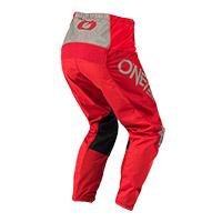 Pantaloni O Neal Matrix Ridewear Rosso