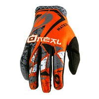 O'neal Matrix Zen Gloves Orange