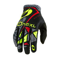 O'neal Matrix Zen Gloves Yellow