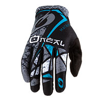 O'neal Matrix Zen Gloves Teal