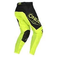 O Neal Mayhem Hexx V.22 Pants Black Yellow