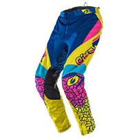 O'neal Mayhem Crackle 91 Pants Yellow