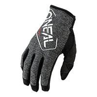 O Neal Mayhem Hexx Gloves Black White