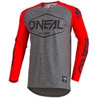 O'neal Mayhem Lite Hexx 2019 Jersey Rosso