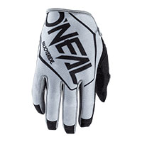 O Neal Mayhem Rider Gloves Grey Black