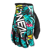 Guantes O Neal Mayhem Savage multicolor