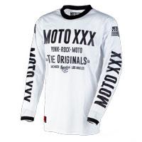 O'neal Maglia Moto Xxx Vented Bianco