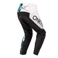 O Neal Element Ride Pants Black Blue