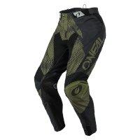 Pantaloni O Neal Mayhem Covert Nero Verde