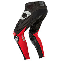 O Neal Prodigy Five One Pants Black Red