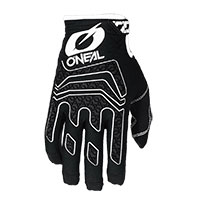 O Neal Sniper Elite Gloves Black White