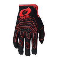 O Neal Sniper Elite Gloves Black Red