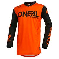 Maillot O'neal Element Threat 2019 Orange