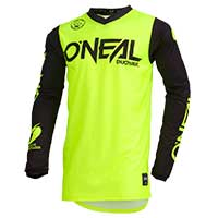 Maillot O'neal Element Threat 2019 Jaune