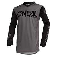 O'neal Element Threat 2019 Maillot Gris