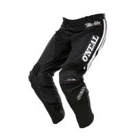 O'neal Pantaloni Ultra Lite 75 Nero Bianco