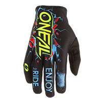 O'neal Villain Gloves Black