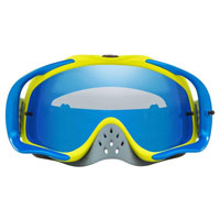 Oakley Crowbar Camo Vine Nacht blaugrünes Objektiv Ice Iridium & Clear - 4