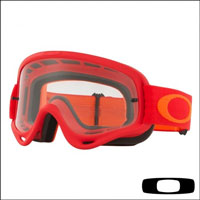 Oakley O Frame Red Orange