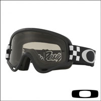 Oakley Xs O Frame Tld Checker Black White - Lente Dark Grey Bimbo