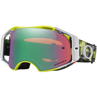 Oakley Airbrake Mx Prizm™ Tomac Military Digy Green Signature - Lente Jade